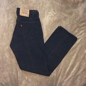 Vintage Levi's 505 high waisted jeans
